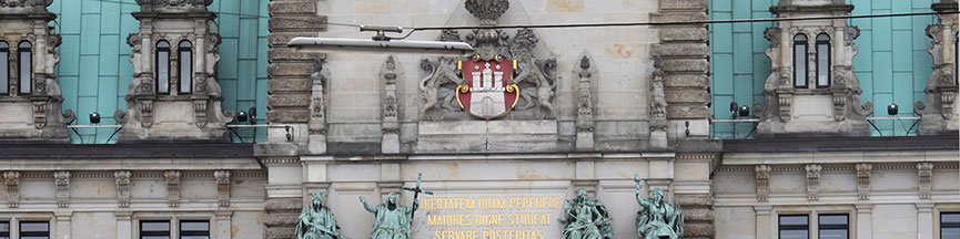 Gründungsversammlung des Hanseatischen Ingenieurs Clubs